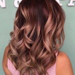 The best hair colors of rose gold and brunette for 2019