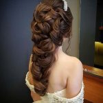 The most beautiful wedding hairstyles