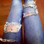 51 amazing looks with torn jeans or you can definitely go with
