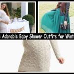 8 Adorable Baby Shower Outfit for winter