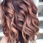 Beautiful autumn hair color for brunettes ideas