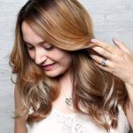 Both beautiful perfect touch of warmth and sun kisses featured hair
