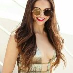 Hot and Cute Deepika padukone Hairstyle
