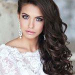 Irresistible bridal hairstyles for long blocks