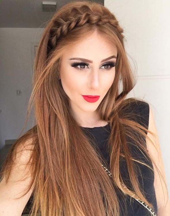 Last tutorial on hairstyles for parties, step by step, 2018-19 Trends and appearance