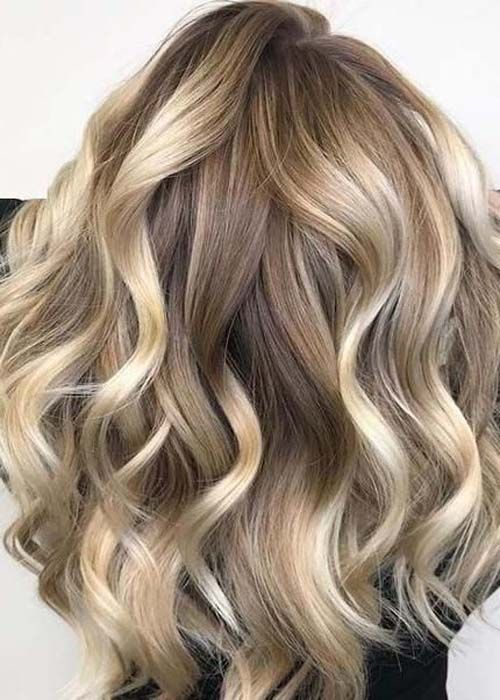 Medium hair is great, since it is completely versatile for any face shape, hairstyle and hair texture