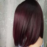 Mulled Wine r Hair Color Trend 2018-19