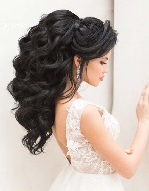 Wedding hairstyle inspiration ideas