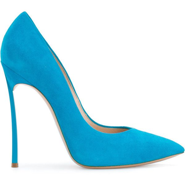 Casadei classic pointy pumps ($ 945) ❤ liked in …