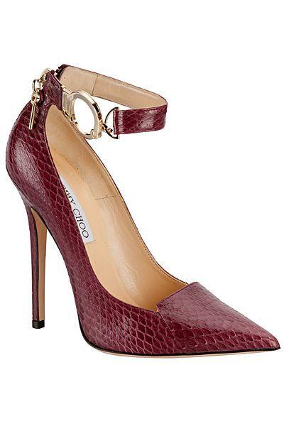 Fashionable women's high heels: Jimmy Choo …