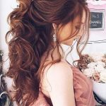 Numerous and attractive ways to wear hair for your wedding day.