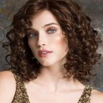 Short cute wavy hairstyles for women 2018
