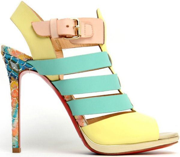 Spectacular designs by Christian Louboutin for …