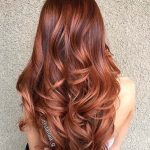 The best Balayage copper ideas for girls