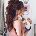 These beautiful hairstyles are perfect for wedding and day,