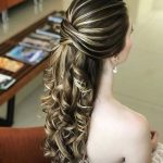 Wedding hairstyles for long hair ..