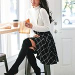 39 Ideas for black and white preppy style outfits