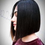 A stacked bob haircut will be the perfect choice