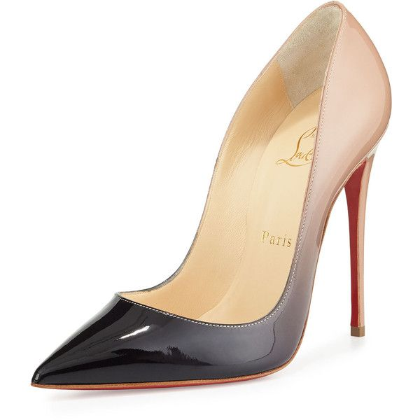 Christian Louboutin So Kate Degrade Red Sole Pump …