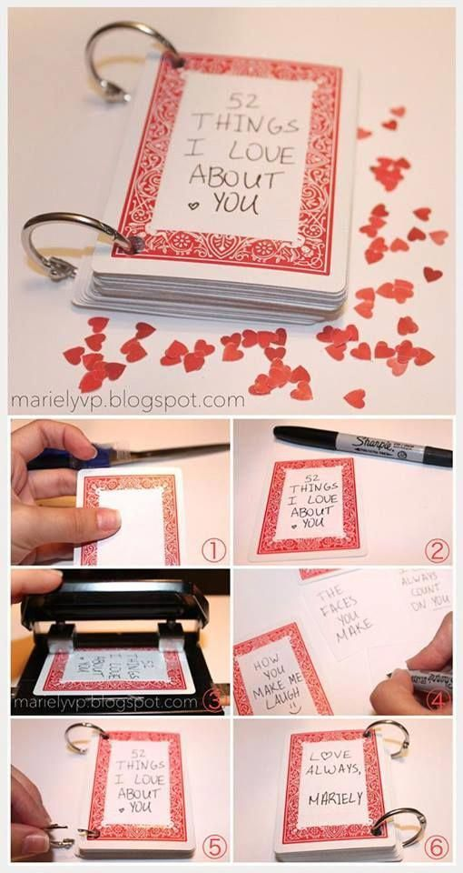 GIFT IDEAS FOR VALENTINE'S DAY PINWIRE: #DIYGIFTS   DO …