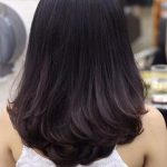 If the length of your hair is medium to long, consider giving a special touch to your cut with