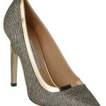 JIMMY CHOO Imogen Lame Glitter Fabric Pump & # 39; #jimm …