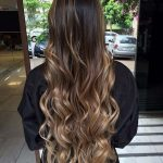 Long blond hair ideas for girls.