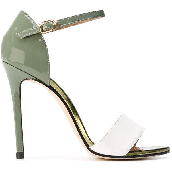 Marc Ellis stiletto sandals (625 BRL) ❤ liked in …