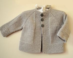 Quick and simple knit fabric down – P113 Knitting pattern by OGE Knitwear Designs
