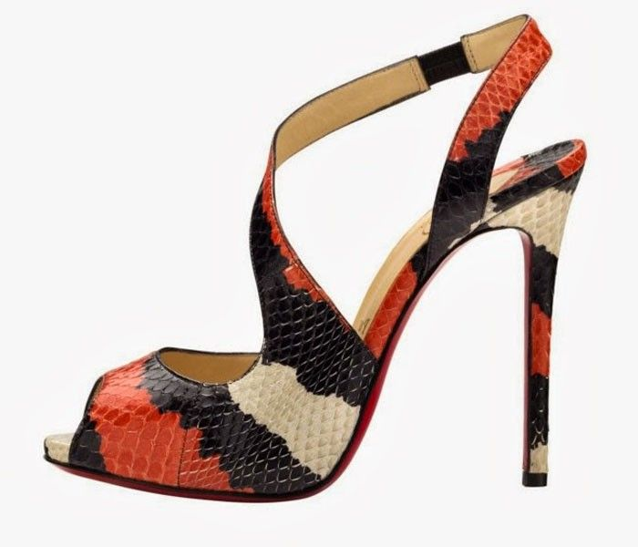 The collection Christian Louboutin spring summer 2 …