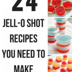 These 24 gelatin recipes are definitely the best we've seen. And, maybe we have to do some this weekend!