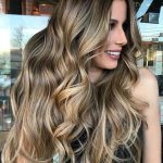 These are the most beautiful shades of the hair colors of brunette balayage