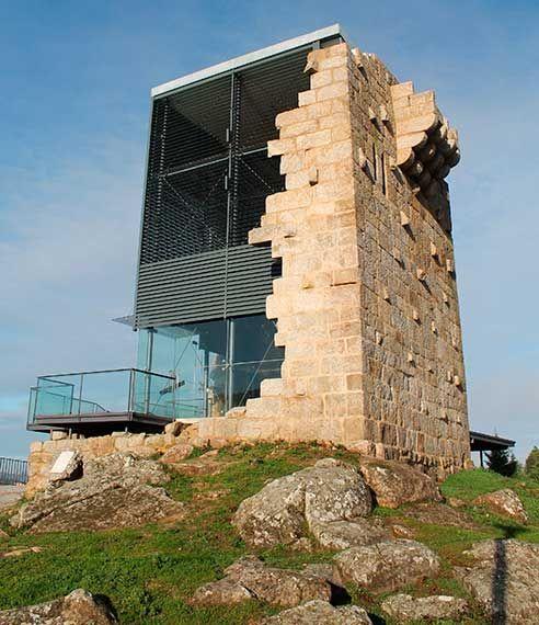 Vilharigues Tower, Vouzela – Portugal