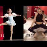 Maddie dance Maddie Ziegler incredible transformation