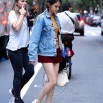 10 stylish ways to wear denim jackets for women