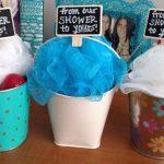 Awards for baby shower games- mini full cubes || Baby Shower