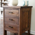 Ana white   Build a chest of drawers of 2 by 4   Wood Working