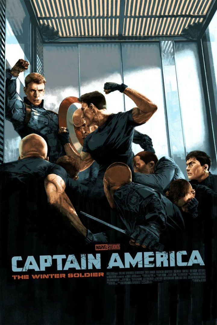 CAPTAIN AMERICA 1: THE FIRST AVENGER || STEVE ROGERS  || Marvel Comics
