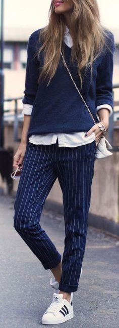 49 Cute Boyish Look for women