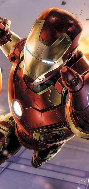 HD WALLPAPERS AND WIDESCREEN | IRON MAN | Marvel Comics