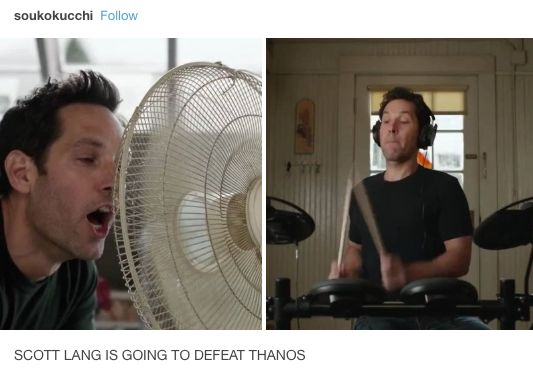 """""""ANT-MAN AND THE WASP"""" THAT ARE A REAL MOOD    Marvel Comics"""