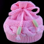Knitting Pattern Baby Hat Baby Hat Baby Girl Pattern Woven Baby Beanie Baby Hat Pattern Baby Hat Knitted Baby Newborn Baby Hat PDF