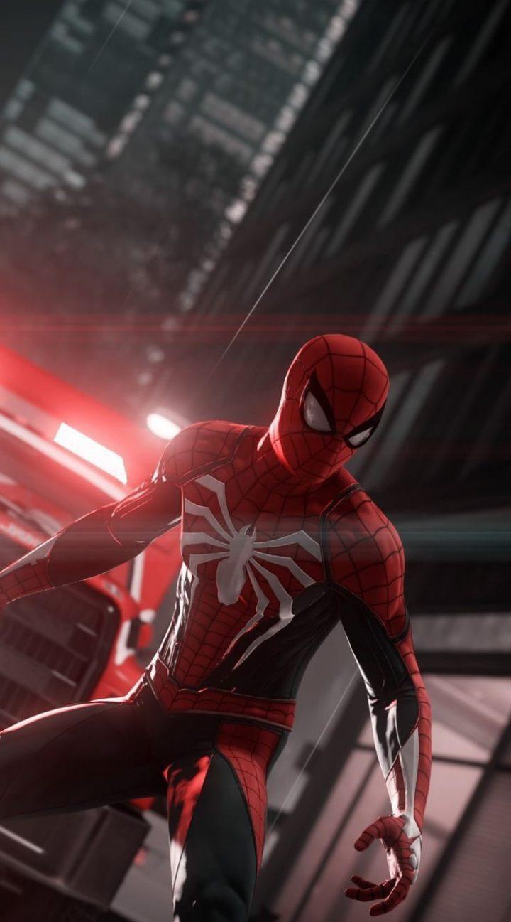 SPIDERMAN #MARVEL # WALLPAPER