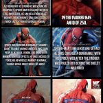 SPIDERMAN MADE WONDER THE COMICS