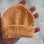 Hat for premature babies by Ann Baker | Knitting Patterns