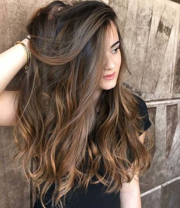 Best post in hair Color IdeasBalayage