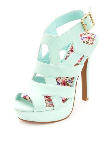 Black Christian Louboutin Stiletto high heels. Yes…