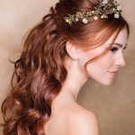 Bridal hairstyle ideas for young brides