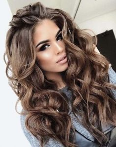 Hairstyles for weddings are the main concern of all brides.
