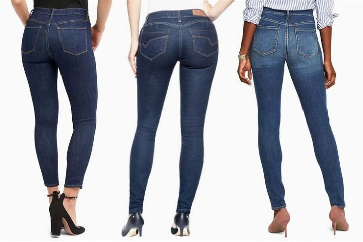 How to find the best jeans for different body types …
